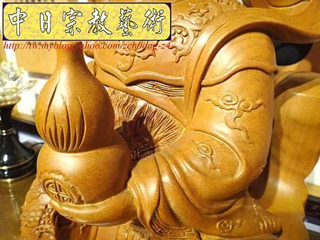 L3608.神桌神像雕刻~九天玄女木雕佛像.JPG