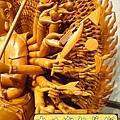 L3712.千手千眼觀音木雕佛像 神桌神像雕刻.JPG