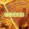 L3716.千手千眼觀音木雕佛像 神桌神像雕刻.JPG