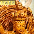 L3717.千手千眼觀音木雕佛像 神桌神像雕刻.jpg