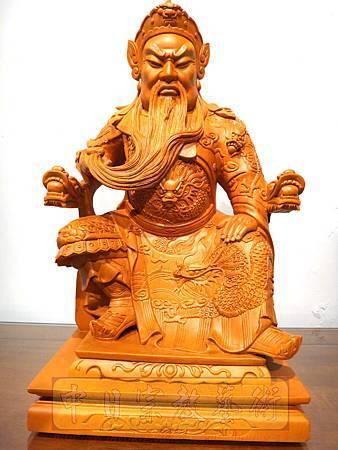 L3802.關聖帝君神像雕刻.JPG