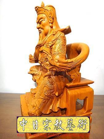 L3814.關聖帝君神像雕刻.JPG