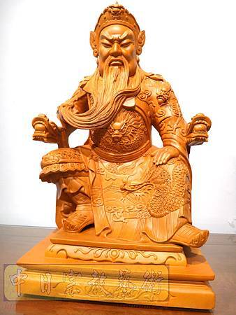 L3820.關聖帝君神像雕刻.JPG