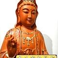 L3902.極緻神桌佛像雕刻 自在觀世音菩薩神像雕刻 極彩描金製做.JPG