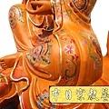 L3918.極緻神桌佛像雕刻 自在觀世音菩薩神像雕刻 極彩描金製做.JPG