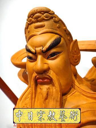 L4004.極致神桌神像雕刻~北極玄天上帝.JPG