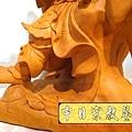 L4017.極致神桌神像雕刻~北極玄天上帝.JPG