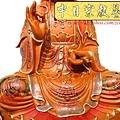 L4107.極緻神桌佛像雕刻~觀世音菩薩木雕佛像 極彩描金製做.JPG