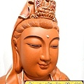 L4109.極緻神桌佛像雕刻~觀世音菩薩木雕佛像 極彩描金製做.JPG