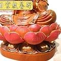 L4111.極緻神桌佛像雕刻~觀世音菩薩木雕佛像 極彩描金製做.JPG