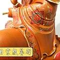 L4117.極緻神桌佛像雕刻~觀世音菩薩木雕佛像 極彩描金製做.JPG