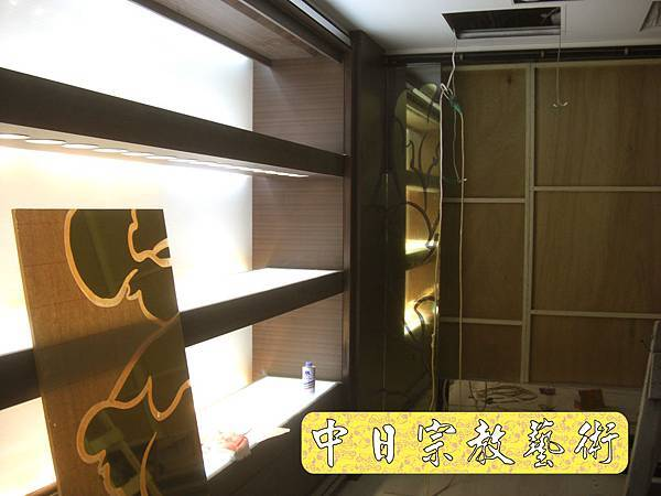 K1603.貼金箔工程 機場琉璃工房.JPG