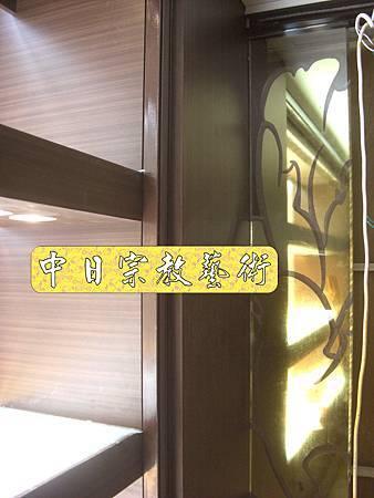 K1614.貼金箔工程 機場琉璃工房.JPG