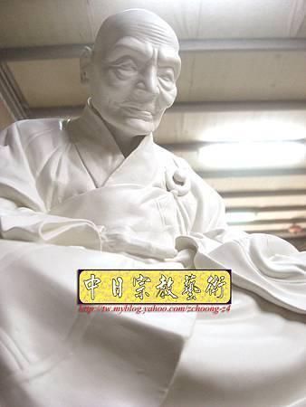 K2111.廣欽老和尚陶瓷像整修彩繪.JPG