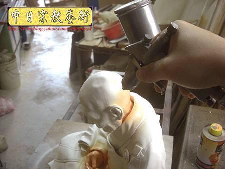 K2113.廣欽老和尚陶瓷像整修彩繪.JPG