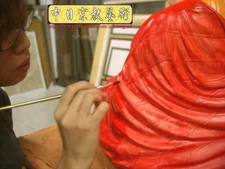 K2118.廣欽老和尚陶瓷像整修彩繪.JPG