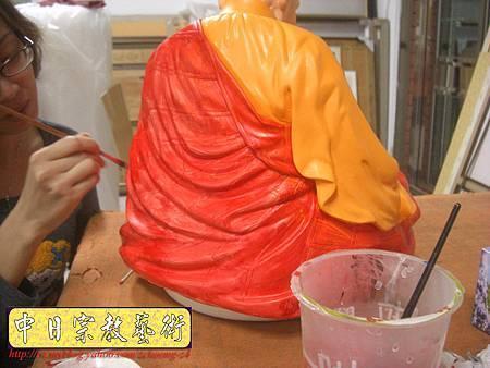 K2119.廣欽老和尚陶瓷像整修彩繪.JPG