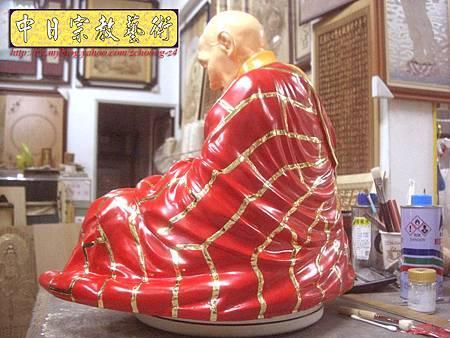 K2124.廣欽老和尚陶瓷像整修彩繪.JPG