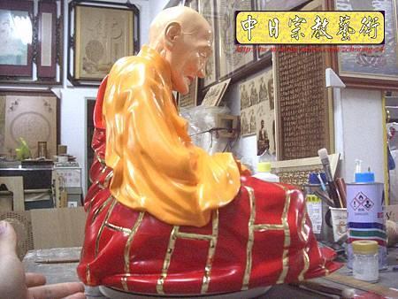 K2126.廣欽老和尚陶瓷像整修彩繪.JPG
