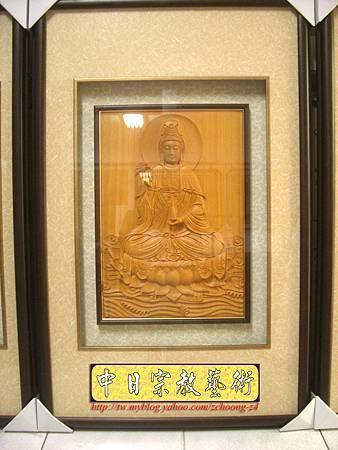 G2002.檜木雕刻觀世音菩薩像7尺5合3式.JPG