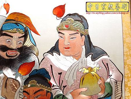 G2403.LV級手工刺繡關聖帝君像.JPG