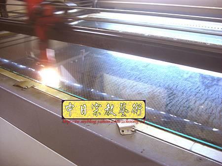 I3005.般若波羅蜜多心經 3mm玻璃雷射雕刻製作.JPG