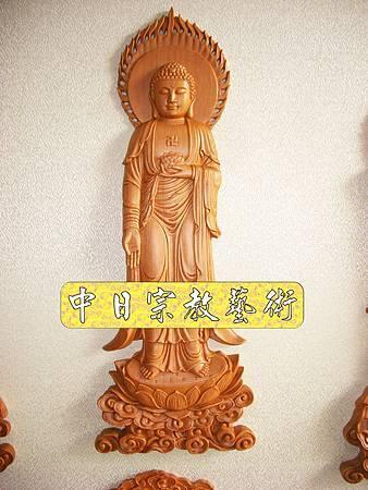 J1202.神桌佛桌神櫥佛櫥神像佛像佛聯神明彩聯對佛祖木雕聯佛具