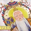 C6220.神桌神聯 三清道祖畫像.JPG