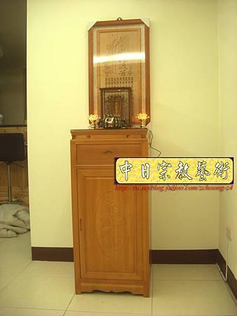 E4901.檜木1尺58居家小型公媽桌祖先供桌.JPG