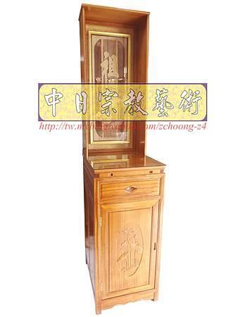 E6002.小型神桌樣式~48CM公媽桌祖先桌公媽櫥.JPG