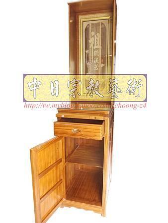 E6001.小型神桌樣式~48CM公媽桌祖先桌公媽櫥.JPG