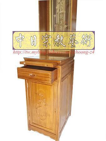 E6006.小型神桌樣式~48CM公媽桌祖先桌公媽櫥.JPG