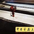 H6707.藝術招牌木匾製作 雷射雕刻掛牌匾額-提琴室.JPG