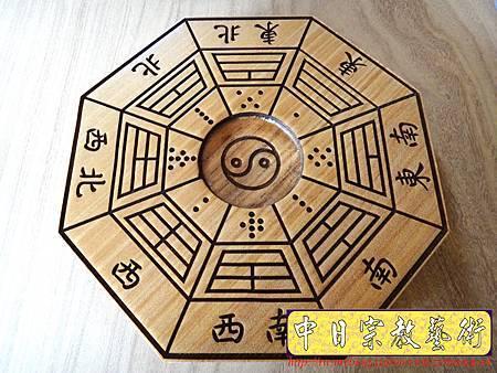 I3801.八卦-實木雷射雕刻製作(陰刻版).JPG