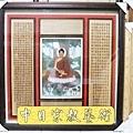 J1401神桌佛桌神櫥佛櫥神像佛像佛聯神明彩聯對佛祖木雕聯佛具.jpg