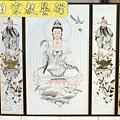 J1601神桌佛桌神櫥佛櫥神像佛像佛聯神明彩聯對佛祖木雕聯佛具.jpg