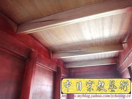 K2412.神桌訂做 土地公廟桌 麒麟雕刻貼金箔製做.JPG