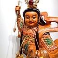 L4509.三太子木雕神像 中壇元帥神桌佛像雕刻.JPG