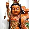 L4510.三太子木雕神像 中壇元帥神桌佛像雕刻.JPG