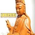 L4616.騬龍觀音木雕神像 站龍觀世音菩薩神桌佛像雕刻.JPG