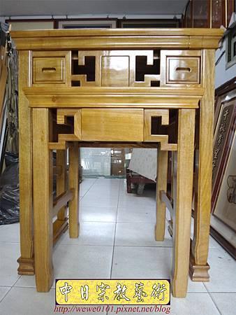 M12801.公寓小神桌 88公分小佛桌.JPG
