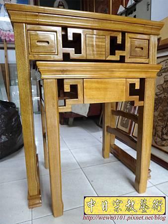 M12802.公寓小神桌 88公分小佛桌.JPG