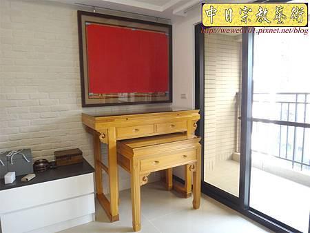 M13102.天然的檜神桌 原木佛桌 4尺2.JPG
