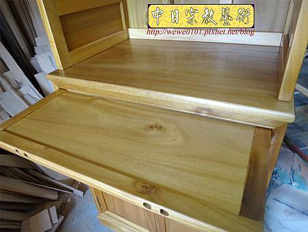 M13918.現代感的神桌櫥佛桌櫥 神龕佛龕設計 窗花版.JPG
