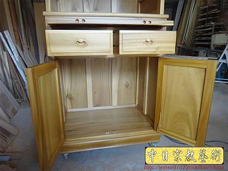 M13919.現代感的神桌櫥佛桌櫥 神龕佛龕設計 窗花版.JPG