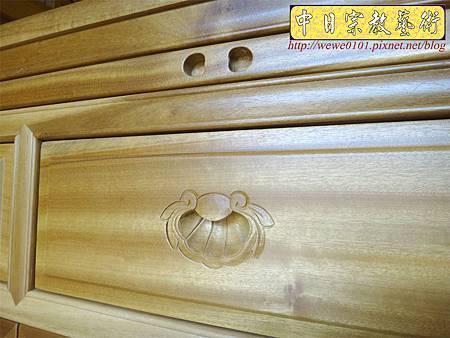 M13921.現代感的神桌櫥佛桌櫥 神龕佛龕設計 窗花版.JPG