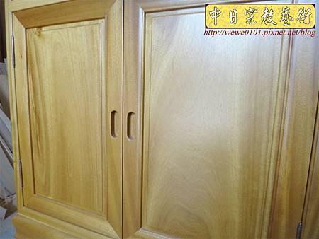 M13922.現代感的神桌櫥佛桌櫥 神龕佛龕設計 窗花版.JPG