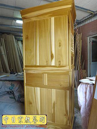 M13926.現代感的神桌櫥佛桌櫥 神龕佛龕設計 窗花版.JPG