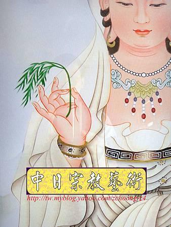 D2112.神桌聯~觀世音菩薩佛桌聯神明彩.JPG