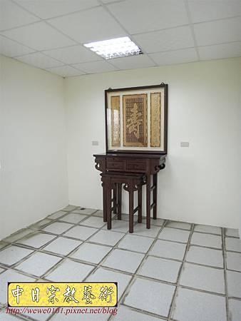E8611.3尺6祖先桌公媽桌 壽字百壽祖先龕公媽龕.JPG